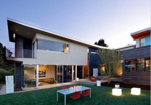 别墅外观设计图-国外别墅设计案例大搜集,让你大饱眼福