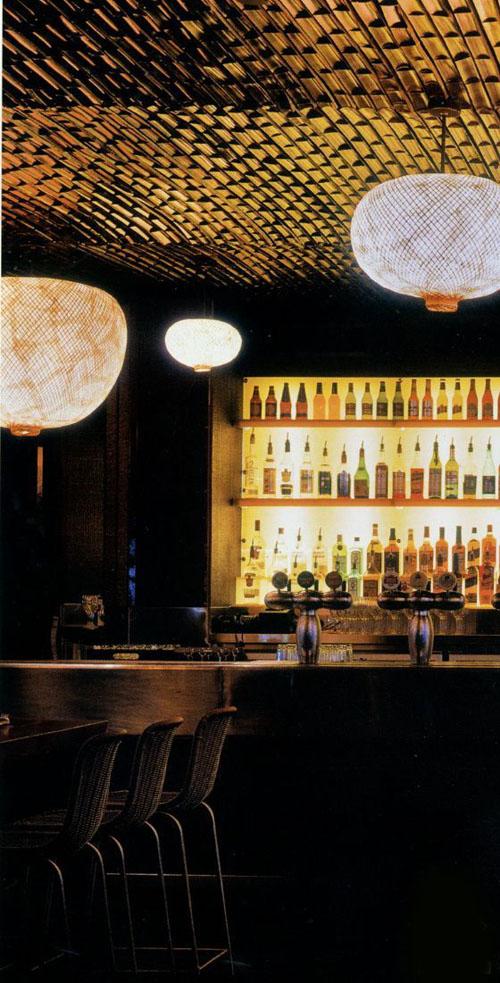 设计图 阁楼/阁楼和第八平房酒吧设计图欣赏