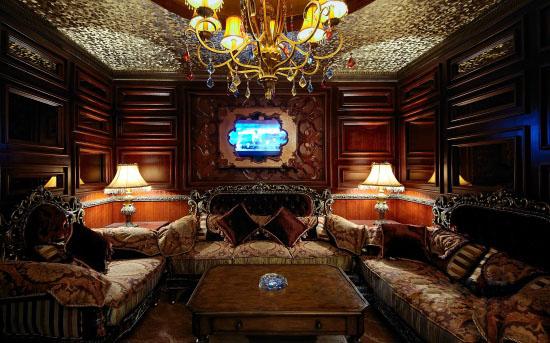 欧式复古酒吧设计风格 苏格蓝酒吧设计图欣赏