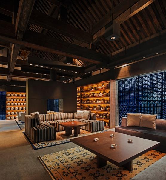 谈现代环境设计中的中国传统文化元素的运用
