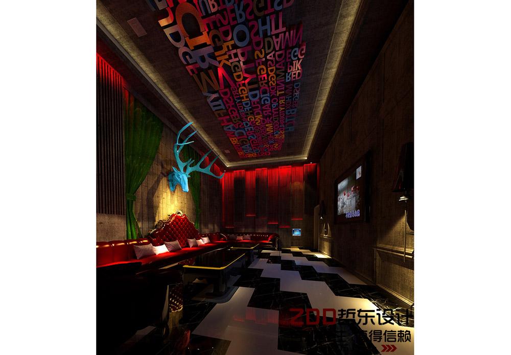 设计 郑州/郑州夜蒲酒吧设计欣赏